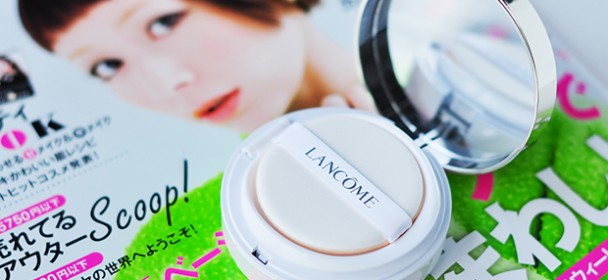 Review: Lancôme Miracle Cushion + Giveaway!