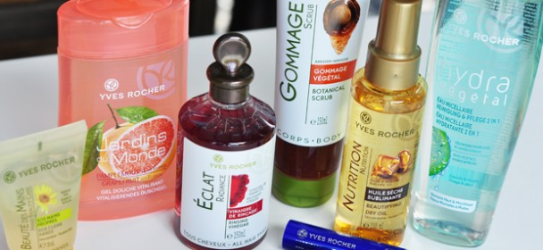 Contest | Yves Rocher Beauty Giveaway