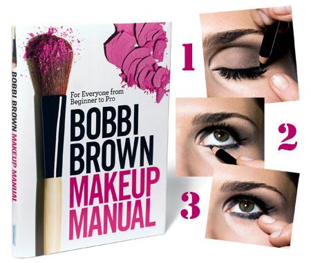 Bobbie Brown Cosmetics on Stylelab Beauty Fashion Blog Bobbi Brown Makeup Manual