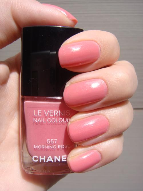 Chanel Morning Rose Nail Polish Dupe Nail Ftempo