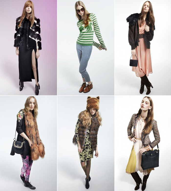 StyleLab Fashion Beauty Blog Topshop Aw 2011 Collection