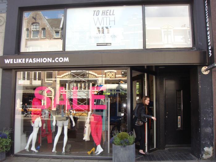 we fashion amsterdam