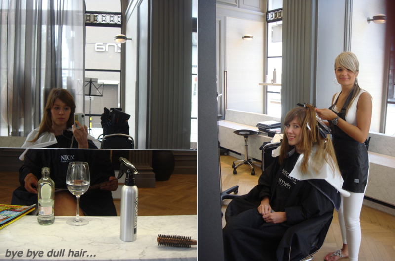T Styles Hair Salon: Review: Clientology