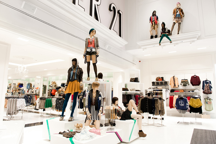 Stylelab Fashion Beauty Blog Forever 21 F21 Store Brussel