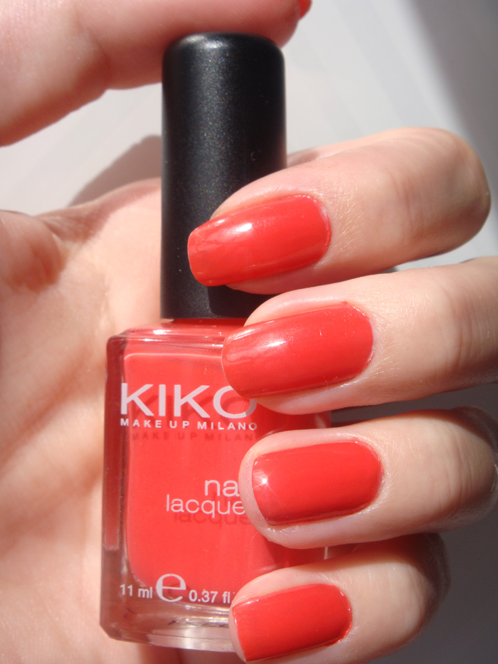 Stylelab Fashion Beauty Blog Notd Kiko Nail Polish Swatches Stylelab