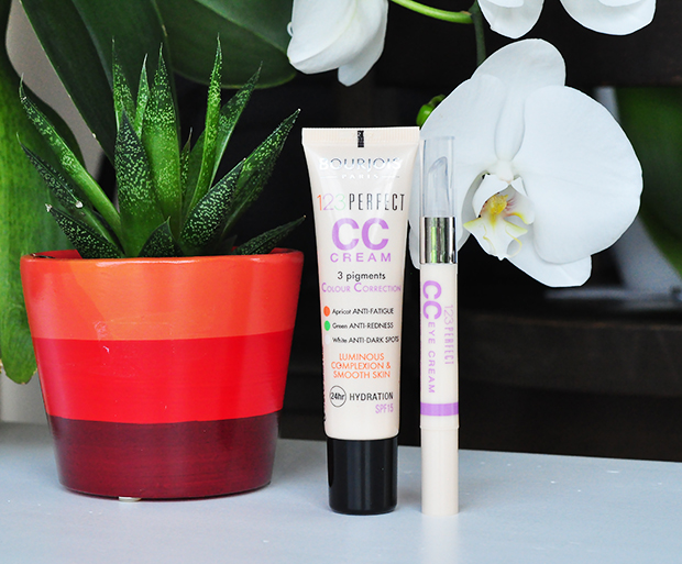 stylelab beauty blog Bourjois 123 Perfect CC Cream Corrector review