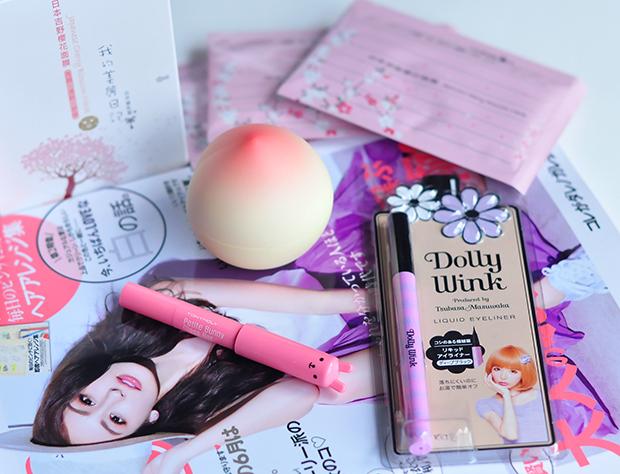 stylelab beauty blog NYC Asian beauty haul