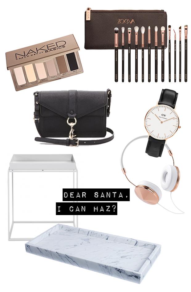 stylelab beauty blog christmas 2014 wishlist