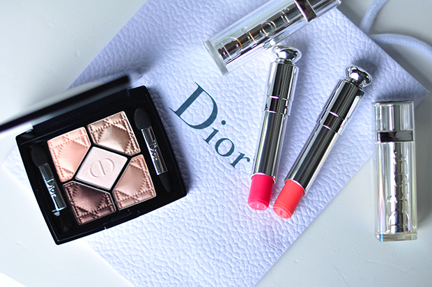 Dior Summer 2015 Tie Dye Collection + FOTD