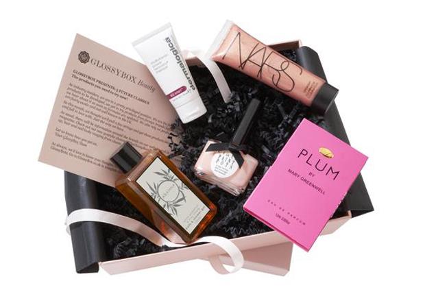 H&m beauty box