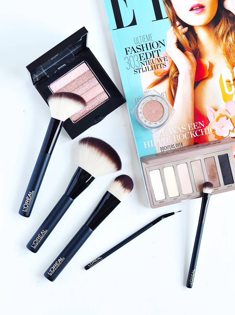 stylelab-beauty-blog-loreal-makeup-designer-paris-brushes-1