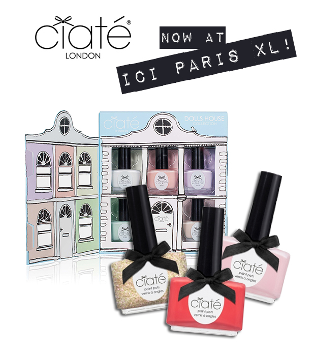 stylelab beauty blog nail polish brand ciate launches at ici paris xl belgie
