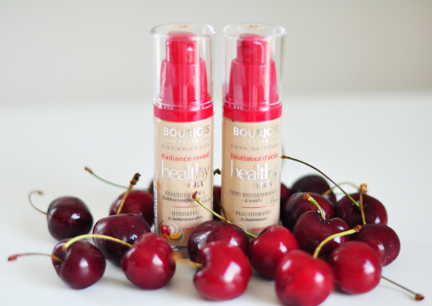 Review Bourjois Healthy Mix Radiance Reveal Foundation Stylelab