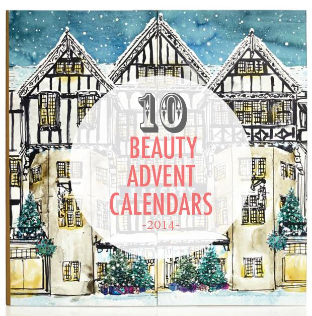 Christmas Countdown 10 Beauty Advent Calendars Stylelab