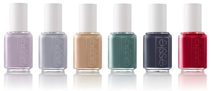 stylelab beauty fashion blog essie winter collection nail ...