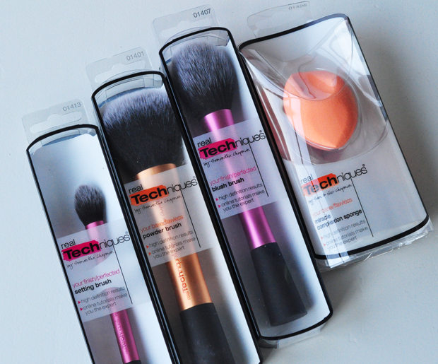 stylelab beauty travel blog shoplog haul London drugstore boots superdrug real techniques makeup brushes