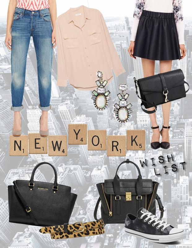 stylelab blog wish list New York fashion