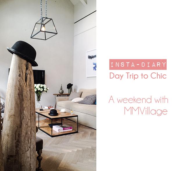 stylelab fashion beauty blog Maasmechelen Village event Day trip to Chic