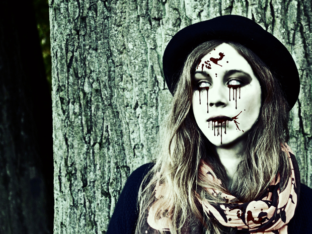 halloween makeup vogue