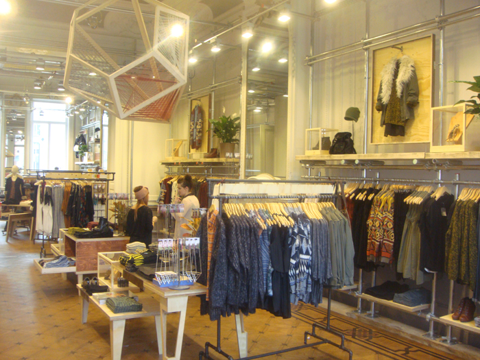 Urban Outfitters Has Landed In Brussels!