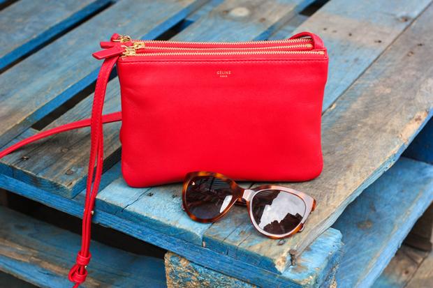 Wishlist | The C��line Trio Bag | StyleLab