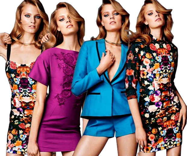 stylelab fashion blog hm conscious collection 2012 dresses stylelab