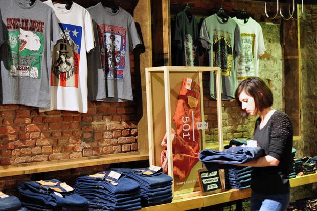 stylelab fashion blog levis 501 kammenstraat antwerp