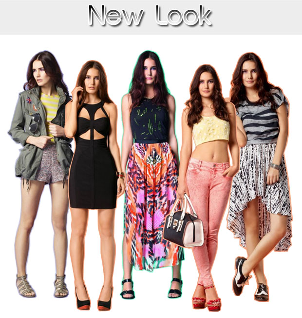 Stylelab Fashion Blog New Look Lookbook Ss 2012 Favorites Stylelab