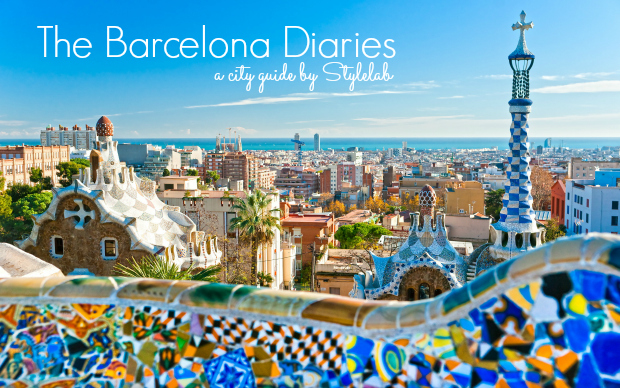 stylelab lifestyle blog Barcelona blogger city guide The Blogger Diaries