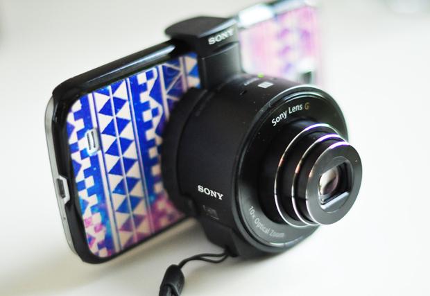 stylelab tech blog sony qx10 camera lens for smartphones